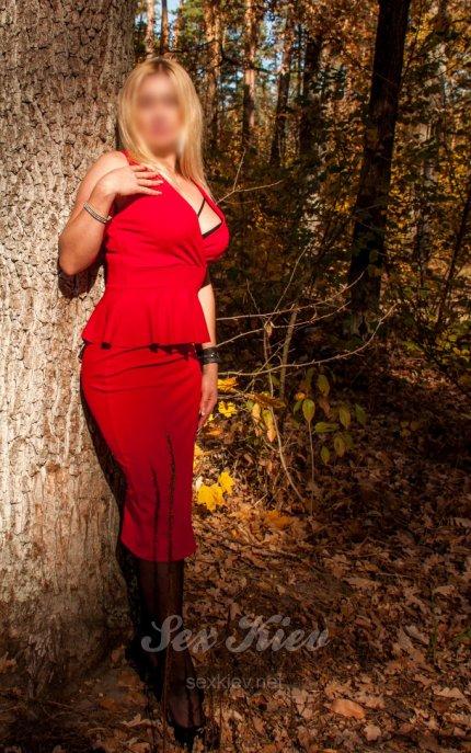 Проститутка Киева МАМА СТИФЛЕРА, индивидуалка за 1300 грн