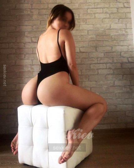 Проститутка Киева АЛЕКСА, индивидуалка за 1600 грн