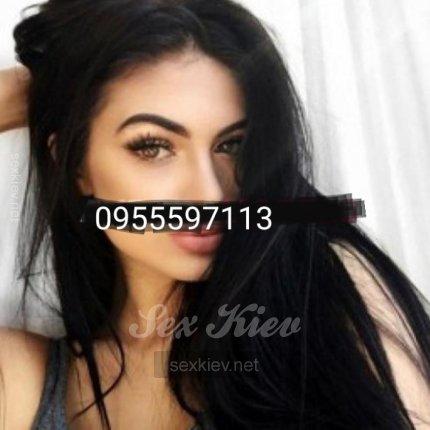 Проститутка Киева Мила, звонить по телефону +38 (095) 559-71-..