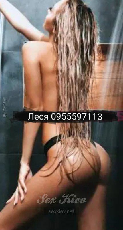 Проститутка Киева Леся, ей 22 года