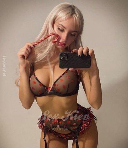 Проститутка Киева Настя, ей 22 года