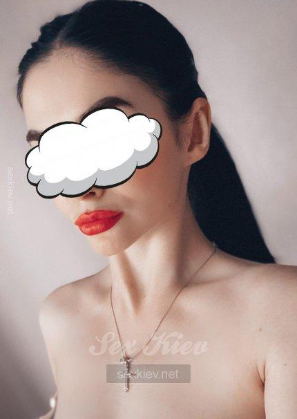 Проститутка Киева Кира, секс с 01:00 до 01:00