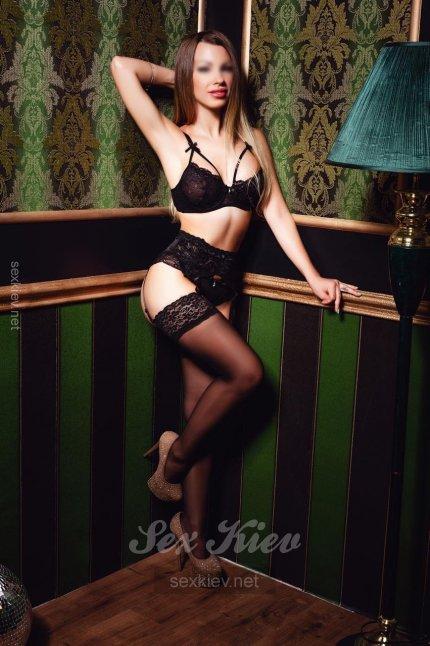 Проститутка Киева Аннэт, снять за 4000 грн