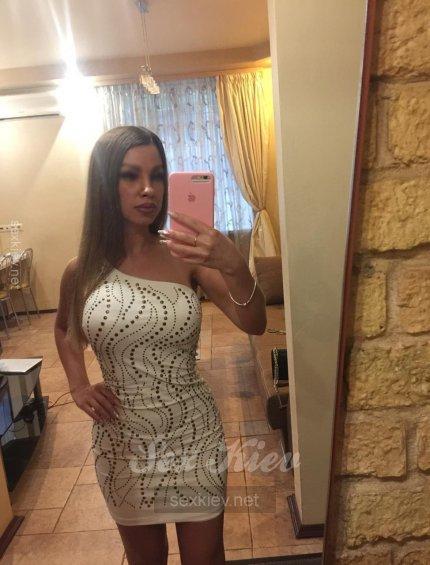 Проститутка Киева Аннэт, секс с 01:00 до 01:00