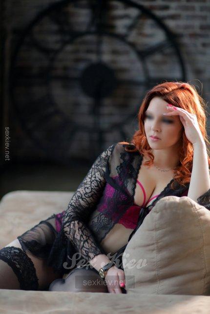 Проститутка Киева Марина, с 3 размером сисек