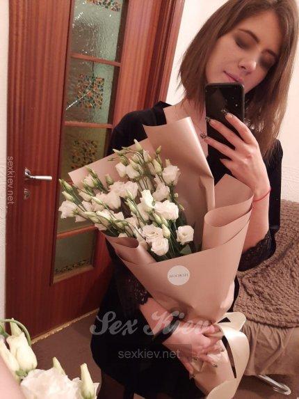 Проститутка Киева Алина, секс с 01:00 до 01:00