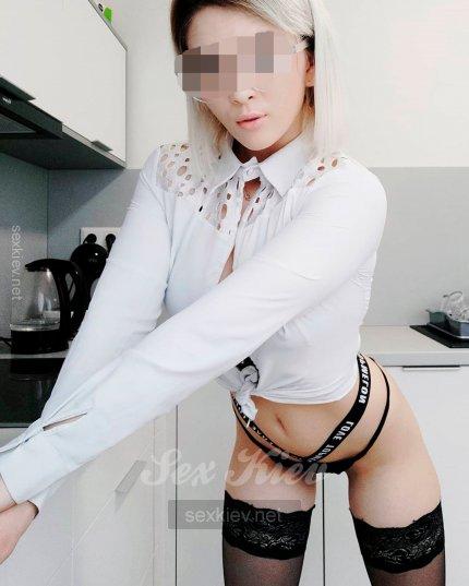 Проститутка Киева Майя, ей 25 лет