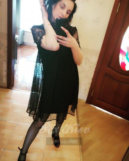 Проститутка Киева Майя, ей 20 лет
