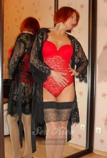 Проститутка Киева Наталья, ей 43 года