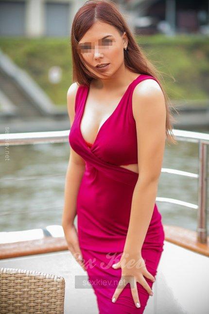 Проститутка Киева Ника, снять за 1200 грн