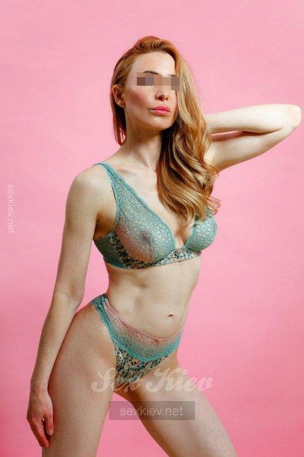 Проститутка Киева Альбина, секс с 01:00 до 01:00