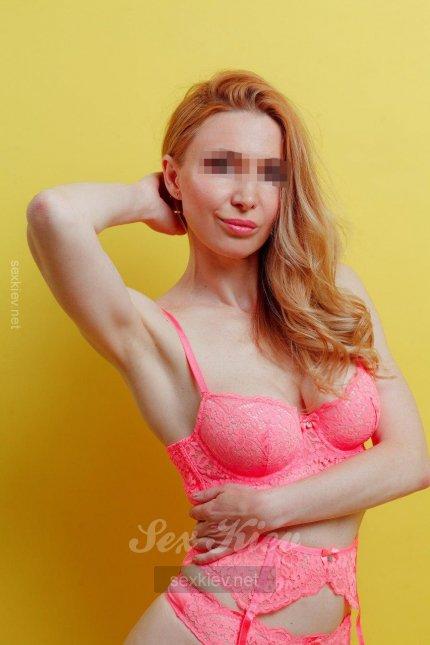 Проститутка Киева Альбина, ей 33 года