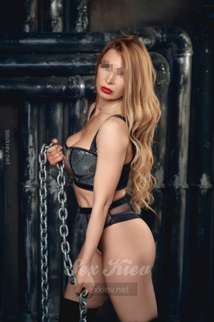 Проститутка Киева Альбина, индивидуалка за 1500 грн