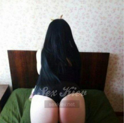 Проститутка Киева Виктория  ЧАС 800, секс с 01:00 до 01:00