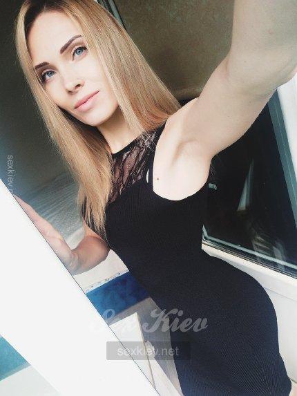 Проститутка Киева Эмилия, с 3 размером сисек