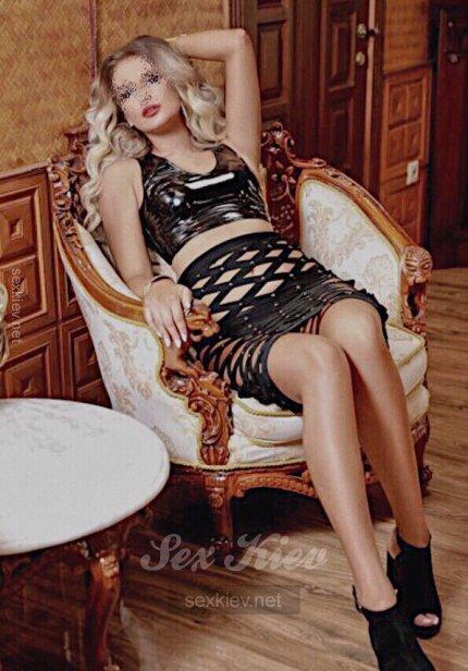 Проститутка Киева Аня, с 3 размером сисек