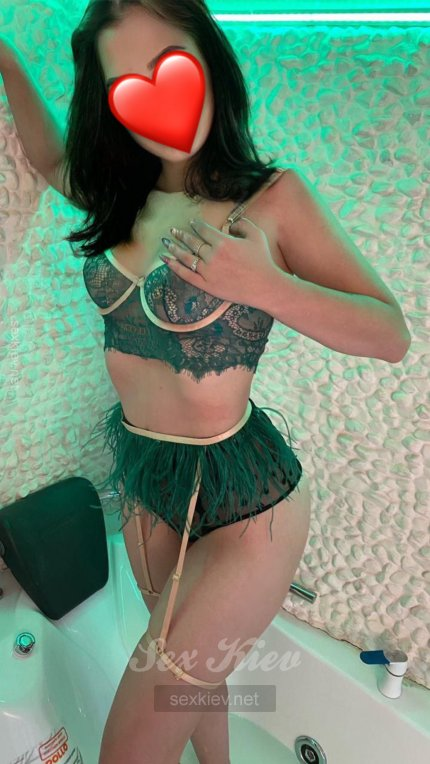Проститутка Киева Moana, ей 23 года