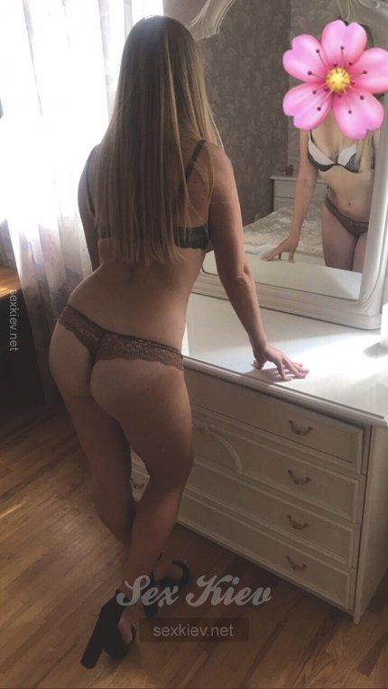 Проститутка Киева Тина, ей 20 лет