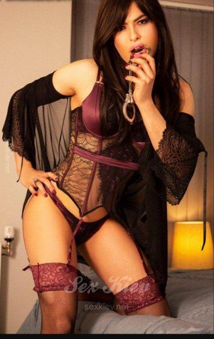 Проститутка Киева Лоли Транс, с 0 размером сисек