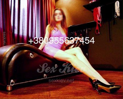 Проститутка Киева Marina, ей 24 года