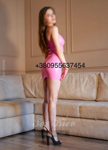 Проститутка Киева Marina, интим услуги без доплат к 6000 грн