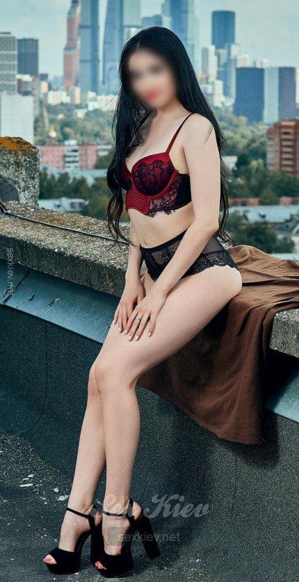 Проститутка Киева Лола, ей 18 лет