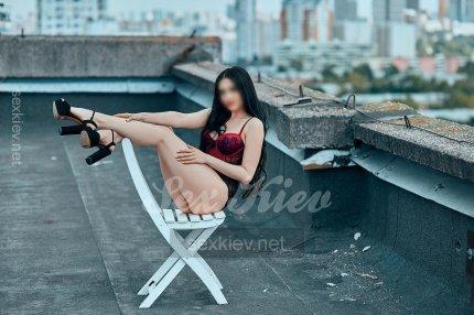 Проститутка Киева Лола, шлюха за 4000 грн в час