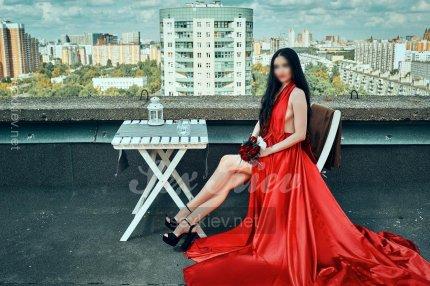 Проститутка Киева Лола, индивидуалка за 4000 грн