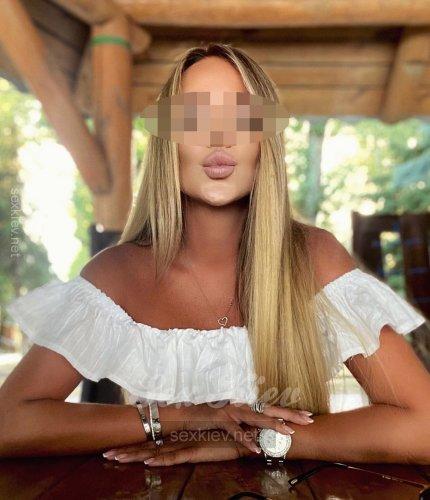 Проститутка Киева Снежана , ей 19 лет