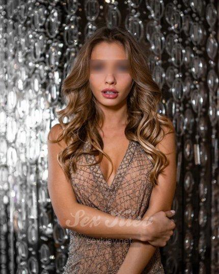 Проститутка Киева Снежана , с 2 размером сисек