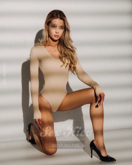 Проститутка Киева Гера, шлюха за 3500 грн в час