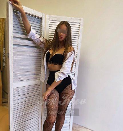 Проститутка Киева Гера, ей 22 года