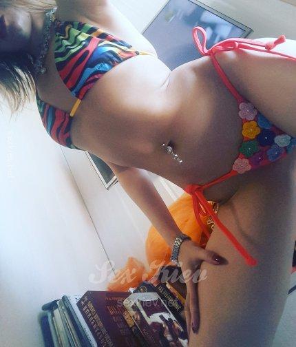 Проститутка Киева SASHA, интим услуги без доплат к 3000 грн