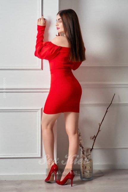 Проститутка Киева Майя, шлюха за 2800 грн в час