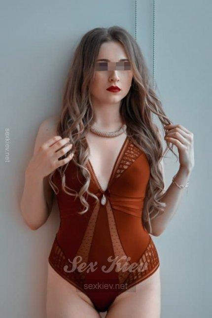 Проститутка Киева Даша, шлюха за 2800 грн в час