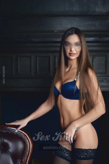Проститутка Киева Даша, ей 26 лет