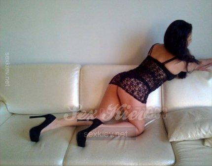Проститутка Киева Елена, с 2 размером сисек
