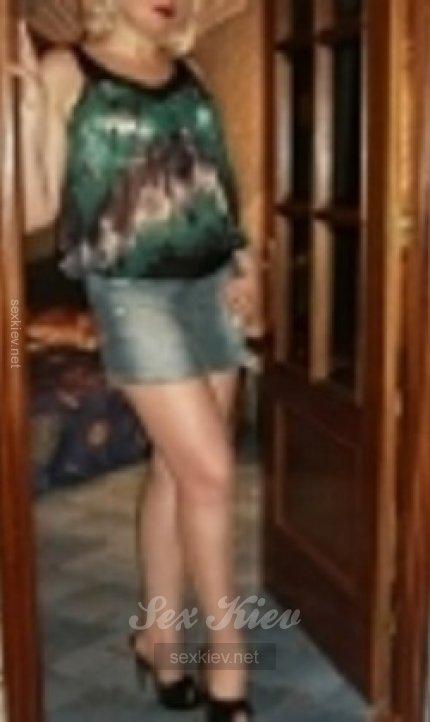 Проститутка Киева Анастасия, снять за 700 грн