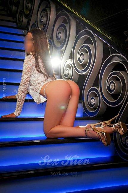 Проститутка Киева Клео, с 2 размером сисек