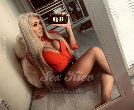 Проститутка Киева Злата, снять за 2500 грн