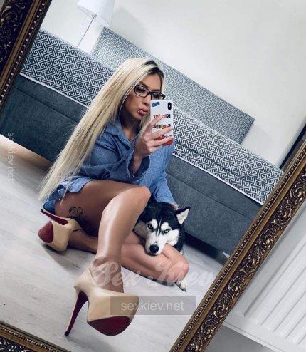 Проститутка Киева Злата, звонить по телефону +38 (096) 263-40-..