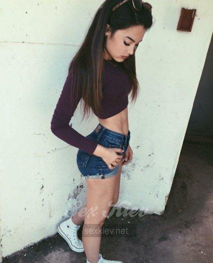 Проститутка Киева Карина, ей 19 лет