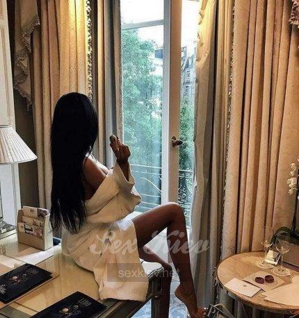 Проститутка Киева Виктория, ей 22 года