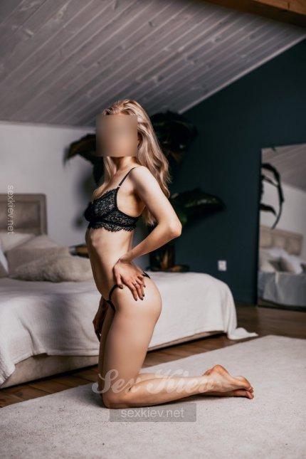 Проститутка Киева Алиса, с 2 размером сисек