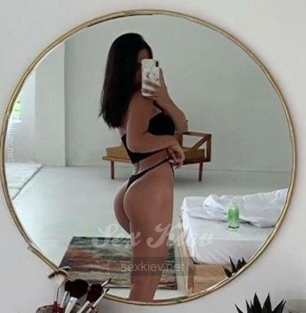 Проститутка Киева Тина, индивидуалка за 2000 грн
