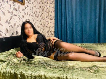 Проститутка Киева Даниэлла, ей 18 лет