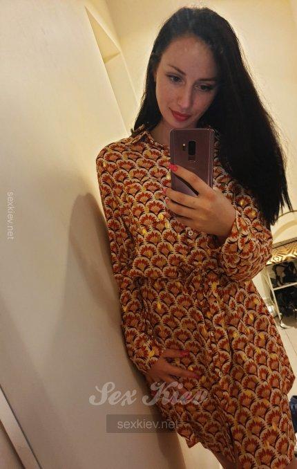Проститутка Киева Лиза, ей 20 лет