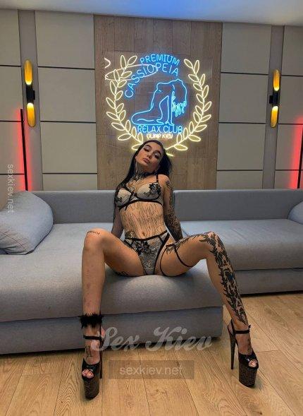 Проститутка Киева Кимберли, снять за 4000 грн