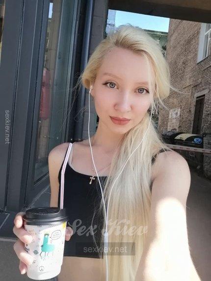 Проститутка Киева Снежана, снять за 2600 грн