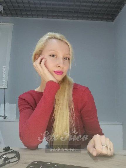 Проститутка Киева Снежана, шлюха за 2600 грн в час